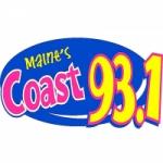 Logo da emissora Radio WMGX Maine's Coast 93.1 FM