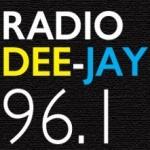 Logo da emissora Radio DJ 96.1 FM