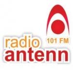 Logo da emissora Radio Antenn 101 FM