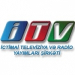 Logo da emissora Radio Ictimai 90.0 FM