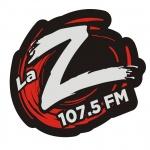 Logo da emissora Radio La Zeta 107.5 FM