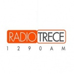 Logo da emissora Radio Trece 1290 AM