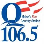 Logo da emissora Radio WQCB Q 106.5 FM