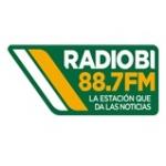 Logo da emissora XEBI 790 AM