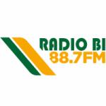 Logo da emissora Radio BI 88.7 FM