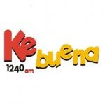 Logo da emissora XECE 1240 AM