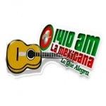 Logo da emissora XECF La Mexicana 1410 AM
