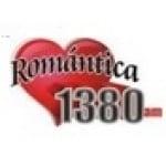 Logo da emissora XECO Romantica 1380 AM