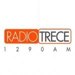 Logo da emissora XEDA Radio Trece 1290 AM