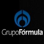 Logo da emissora XEDF Formula Uno 104.1 FM