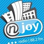 Logo da emissora Radio NJOY Radio 88.2 FM