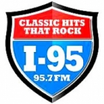 Logo da emissora Radio WWMJ I-95 95.7 FM