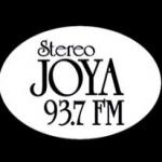 Logo da emissora XEJP Joya 93.7 FM