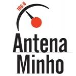 Logo da emissora R�dio Antena Minho 106.8 FM