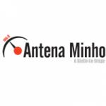 Logo da emissora Rádio Antena Minho 106.0 FM