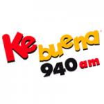 Logo da emissora Radio Ke Buena 940 AM