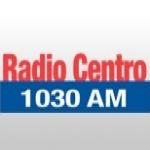 Logo da emissora XEQR Radio Centro 1030 AM