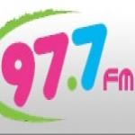 Logo da emissora XERC Stereo 97.7 FM