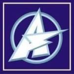Logo da emissora Rádio Atlântida 106.3 FM
