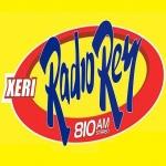 Logo da emissora XERI Radio Rey 810 AM