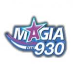 Logo da emissora XETTT Magia 930 AM