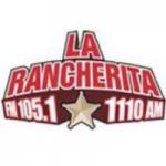 Logo da emissora Radio La Rancherita 105.1 FM