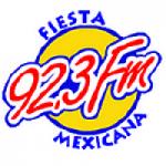 Logo da emissora Radio Fiesta Mexicana 92.3 FM