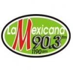 Logo da emissora XHCM La Mexicana 88.5 FM