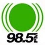Logo da emissora XHDL Reporter 98.5 FM