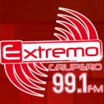 Logo da emissora Radio Extremo 99.1 FM