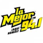 Logo da emissora Radio La Mejor 94.1 FM