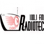 Logo da emissora XHINS Radiotec 100.1 FM