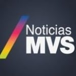 Logo da emissora XHMVS MVS 102.5 FM