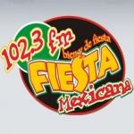 Logo da emissora XHOO Fiesta Mexicana 102.3 FM