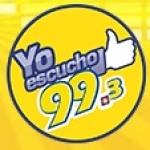 Logo da emissora XHPOP Digital 99.3 FM