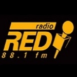 Logo da emissora XHRED Red 88.1 FM