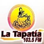 Logo da emissora XHRX La Tapatia 103.5 FM
