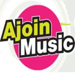 Logo da emissora Radio City Ajoin Music 106.7 FM