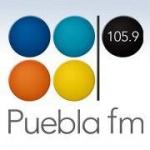 Logo da emissora XHSIC Sicom 105.9 FM