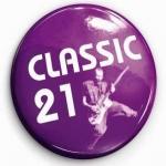 Logo da emissora Radio Classic 21 93.2 FM