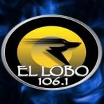 Logo da emissora XHSU El Lobo 106.1 FM