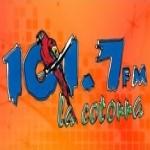 Logo da emissora XHVIR La Cotorra 101.7 FM