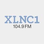 Logo da emissora Radio XLNC1 104.9 FM