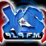 Logo da emissora XS 92.9 FM