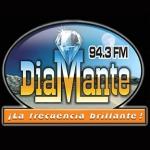 Logo da emissora Radio Diamante 94.3 FM