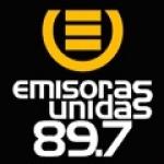 Logo da emissora Emisoras Unidas Super Candena 89.7 FM