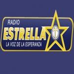Logo da emissora Estrella 1390 AM