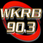 Logo da emissora WKRB 90.3 FM
