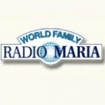 Logo da emissora Radio Maria 103.3 FM