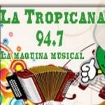 Logo da emissora Tropicana 94.7 FM